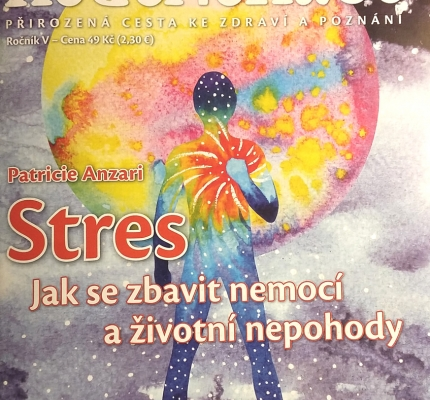 Stres - Patricie Anzari