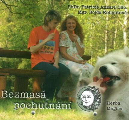Bezmasá pochutnání - Patricie Anzari a Bojda Kohoutová